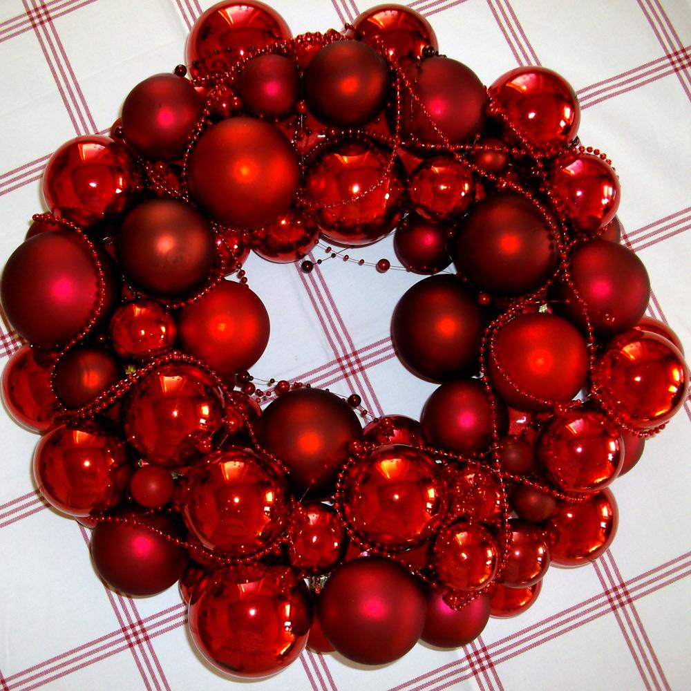 kugelkranz granatapfel sehr edler weihnachtsschmuck. Black Bedroom Furniture Sets. Home Design Ideas